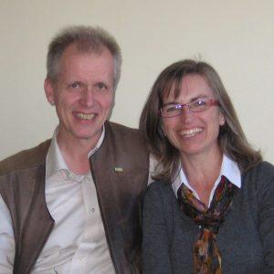 Andreas und Barbara