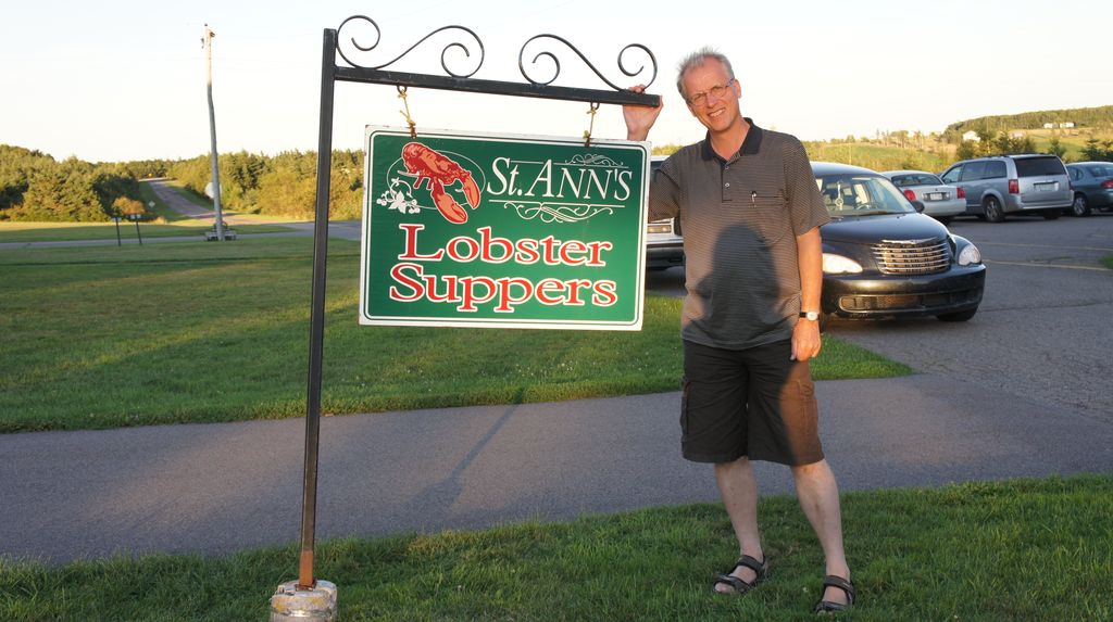 St. Ann's Lobster Supper
