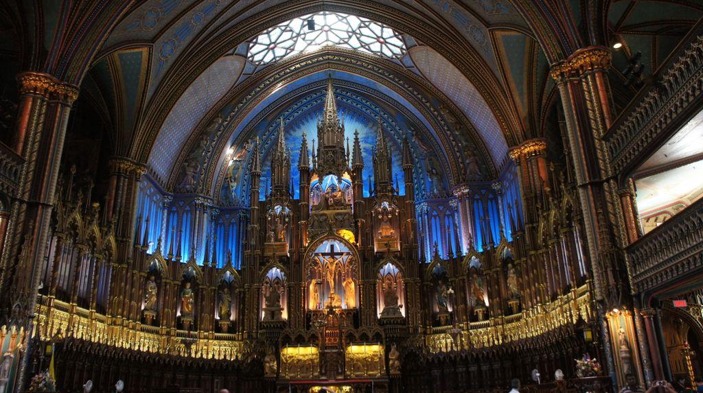Notre Dame de Mont Royal