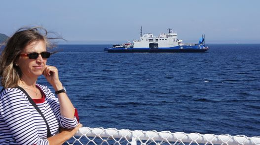 Tadoussac ferry