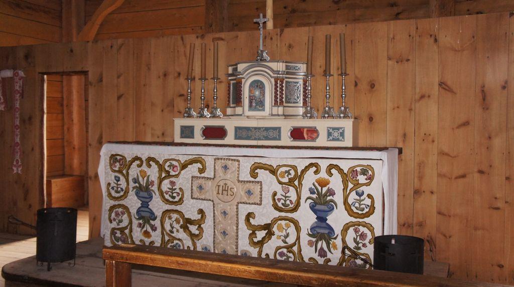 Jesuit Chapel